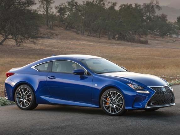2016 Lexus RC 200t Owners Manual Pdf