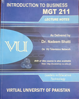 MGT211 handouts pdf download  Hard Copy is Available for Sale