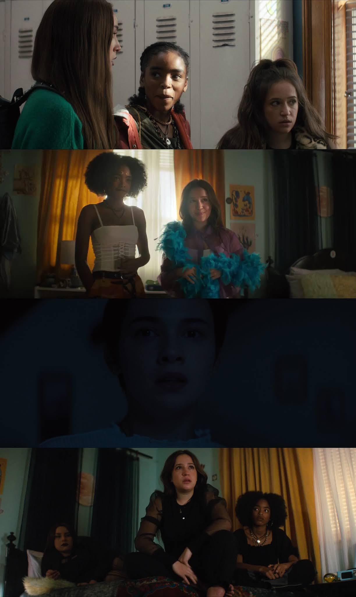 Jóvenes Brujas Nueva Hermandad (2020) HD 720p Latino