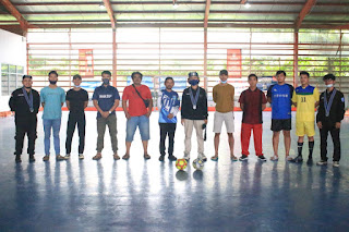 GMKI Cabang Karawang Gelar Turnamen Futsal,  Diikuti 14 Tim