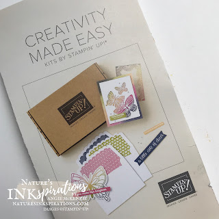Creativity Made Easy Brochure - Explains the Kits Collection | Nature's INKspirations by Angie McKenzie