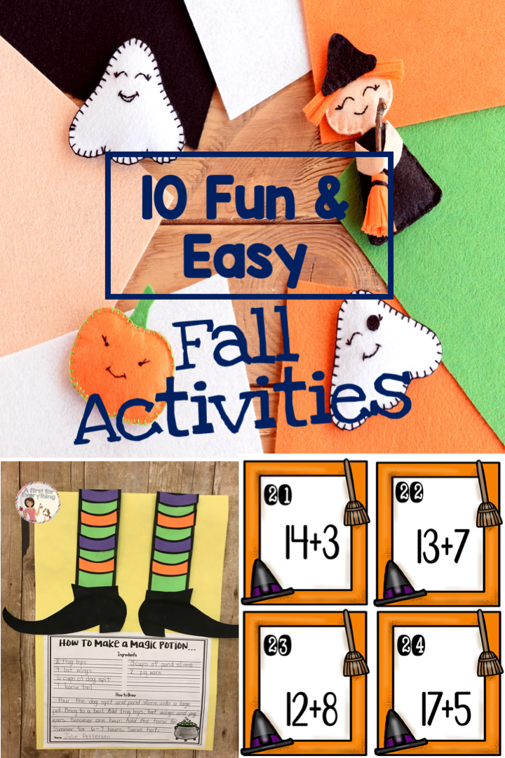 Halloween Craft Ideas For Kids 2nd Grade.A First For Everything Halloween Projects Crafts
