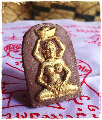 Mae Per : The Thai Occult Amulets : true powerful Love spell