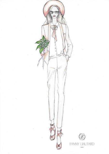 FANNY LIAUTARD Paris, tailleur de mariée sur mesure