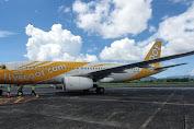 Scoot Tigerair Terbang Perdana, Layani Rute Penerbangan Singapura – Manado