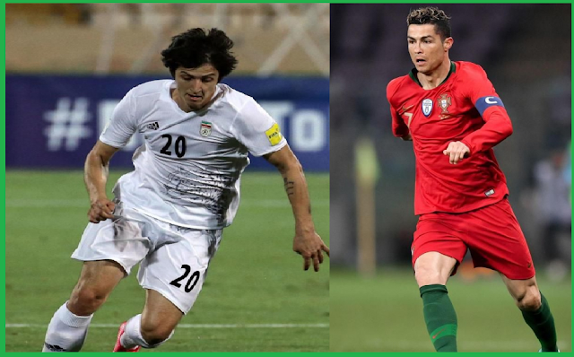 World Cup: Three Reasons to Watch Iran - Portugal