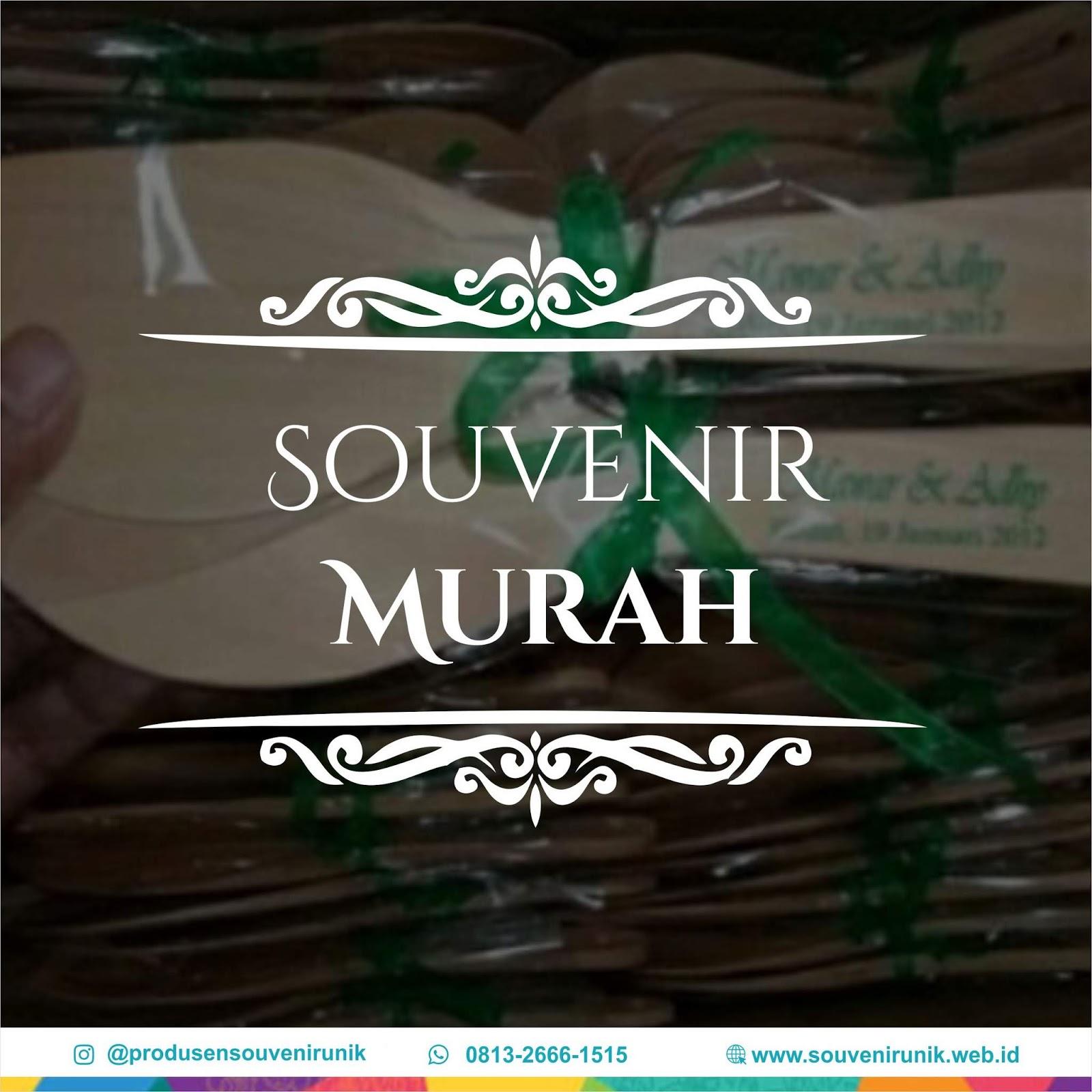 souvenir murah