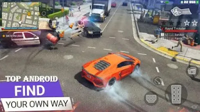 Grand Criminal Online for Android -Apk Mod Download