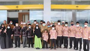 Bupati Dompu Apresiasi Kontingan STQ Dompu Dapat Juara Umum di Tingkat Provinsi