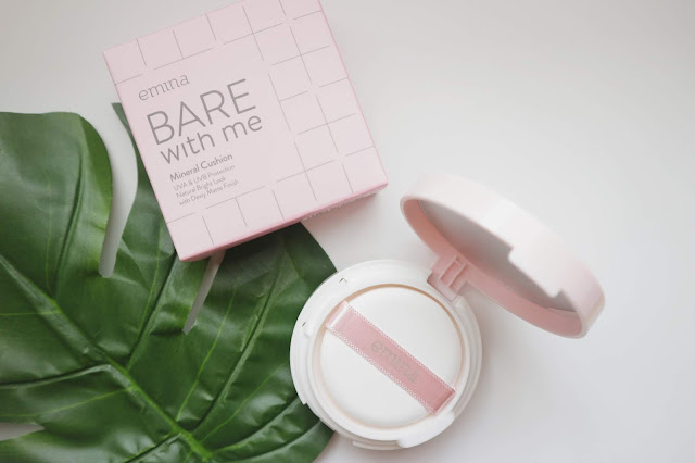 Bare With Me Emina Mineral Cushion Review