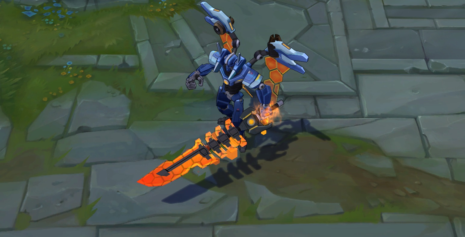 Surrender at 20: 7/1 PBE Update: New Skins for Aatrox and Malphite,  Headhunter Caitlyn Updates, and more!