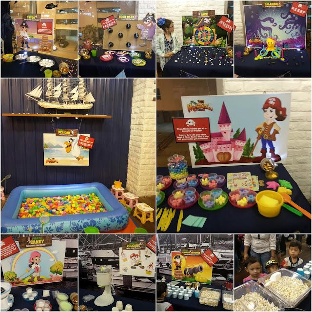 Hari Jadi di Fish & Co Pavilion Kuala Lumpur dan DayOne Birthday Party Planner