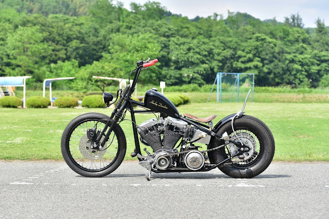 Harley Davidson By Dash Custom Hell Kustom