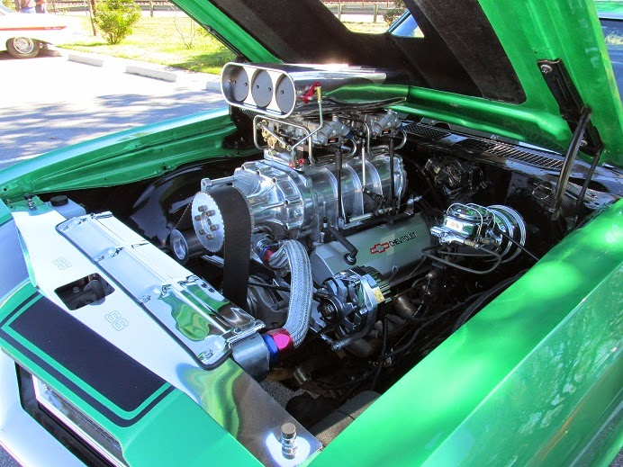 1968 Chevy Chevelle SS / A Turbo Charged 489 |Muscle Car Journal