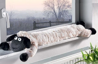 Tope o burlete para puertas o ventanas oveja