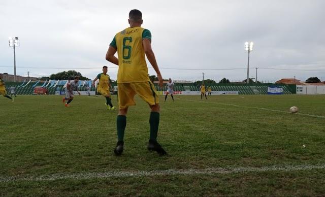 Parnahyba estréia com vitoria no Piauiense 2021