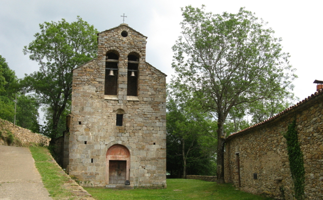 Sant Martí d'Ogassa, inici de l'etapa final