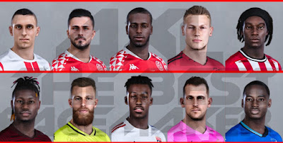 PES 2021 Free Facepack by AXL