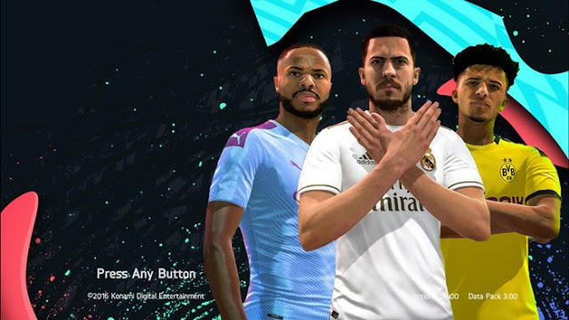 PES 2017 FIFA 20 Graphic Mods Pack