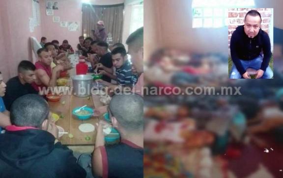 Video: El Marro líder del Cártel de Santa Rosa de Lima se deslinda del ataque y muerte de 27 internos de anexo en Irapuato