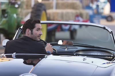 Tom Ellis in Lucifer Season 2