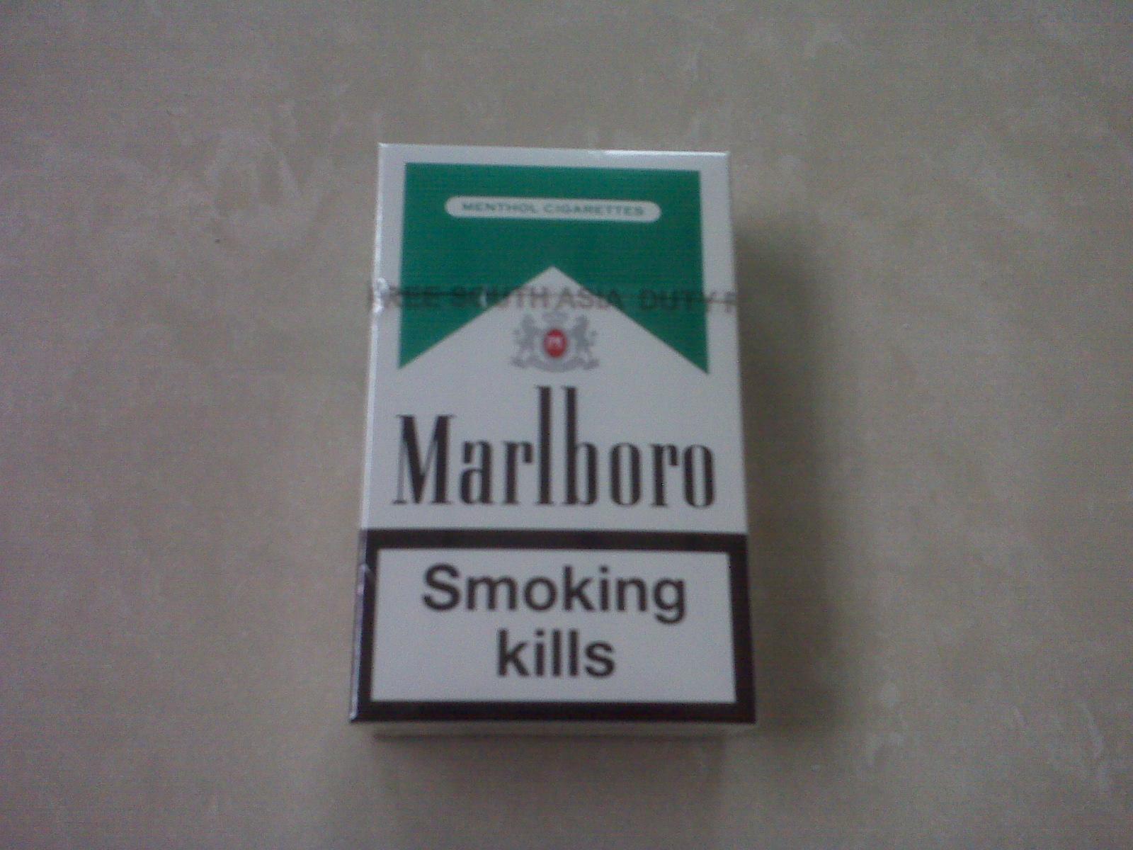 Rokok Impor: Rokok Marlboro