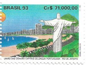 Selo Rio de Janeiro