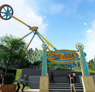 Six Flags Magic Mountain, New for 2017 Ride
