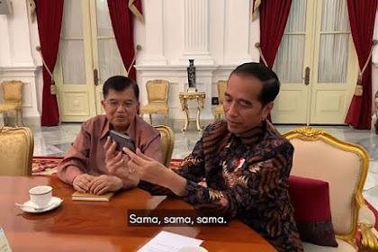 JK Sindir Gaya Indonesia, Banyak Bicara Kurang Bekerja