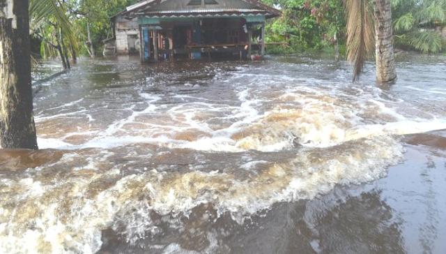 Lima Sekolah Diliburkan di Pidie karena Banjir