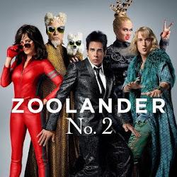 Poster Zoolander 2 2016