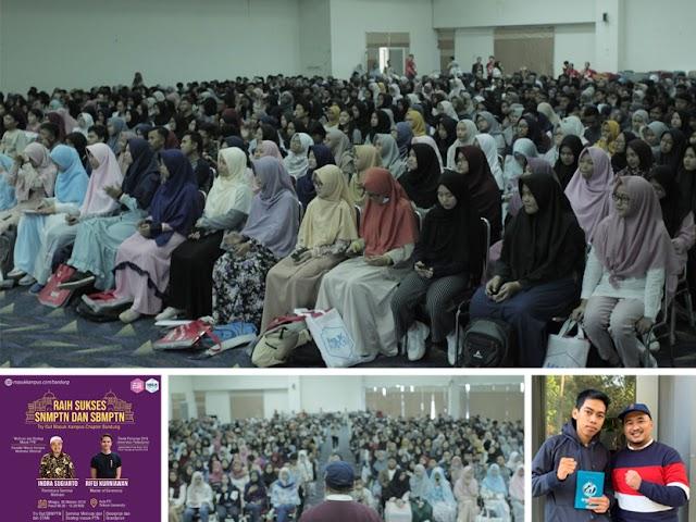 Try Out Masuk Kampus Chapter Bandung: Langkah Awal Menuju Kampus Impian