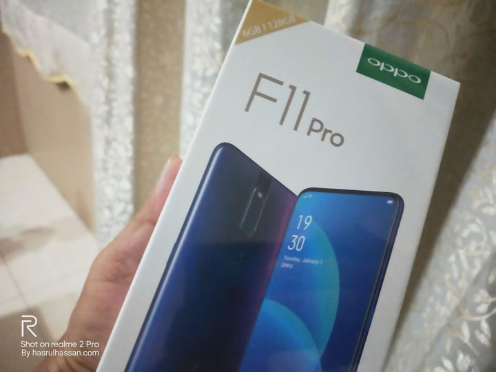 Oppo F11 Pro Hadiah Ulangtahun Perkahwinan
