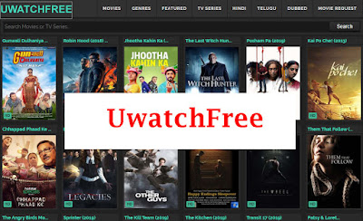 Uwatchfree: Free HD Movies and TV Series Online