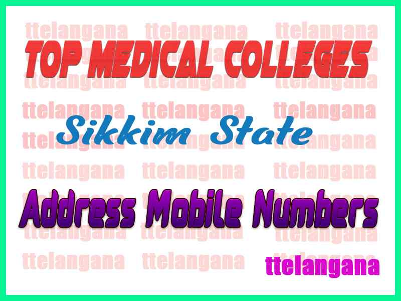Top Medical Colleges in Sikkim