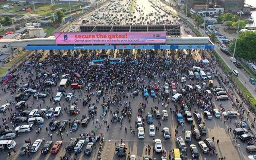 #EndSARS: Why We Won't Reveal Soldiers Deployed In Lekki Toll Gate - Nigerian Army Declares #Arewapublisize