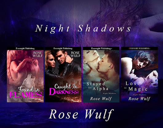 #NewReleaesL Lost in the Magic by @RoseWulf from @evernightpub
