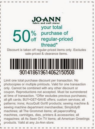 Oct 03,  · Jo-Ann's advice from qualified members, sewing and crafting classes and information blogs are the tools you need to bring your ideas to life. Stop by Jo-Ann's today and be inspired and save more with Jo-Ann coupons from Mommy Saves Big/5().