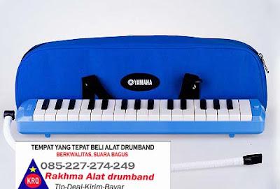 alat drumband alat drumband pianika biru alat musik pianika drumband pianika dari rakhma konveksi