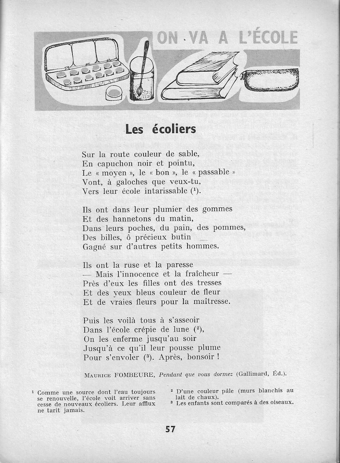 Bien-aimé Manuels anciens: Brunet, Deschamps, La lecture en action CM1 (1958  GU95