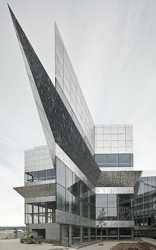 Coll barreu arquitectos three coll barreu arquitectos buildings awarded with 2016 coavn awards - Colegio arquitectos bilbao ...