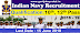 Indian Navy Recruitment for Sailors Officer Posts 2018