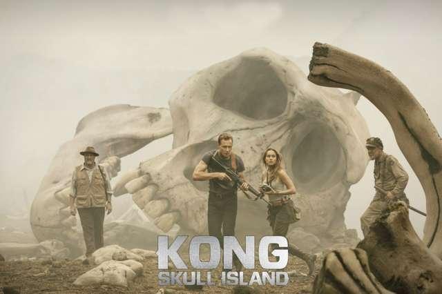 Kong Đảo Đầu Lâu