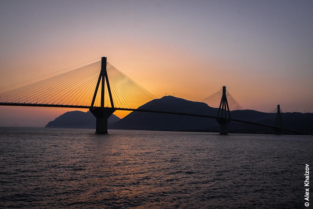 Мост Рион - Андирион