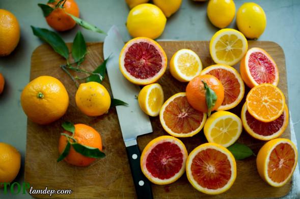 Top 5 loại vitamin làm sáng da bạn nên biết