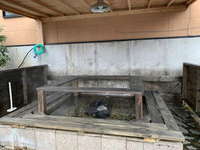 大鷹の湯 足湯コーナー