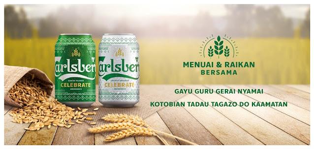 Carlsberg Beer Harvest Festival Promotion