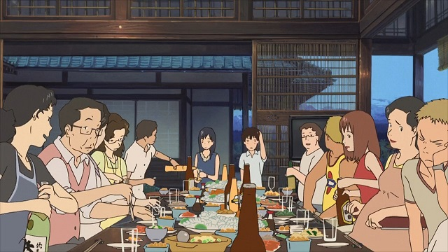 Review Anime Movie Summer Wars