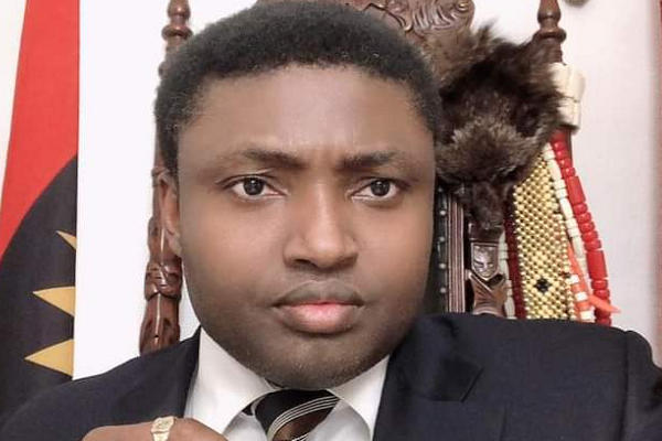 Crisis: I do not want Radio Biafra – Simon Ekpa, leaks Whatsapp Chats (Screenshots)