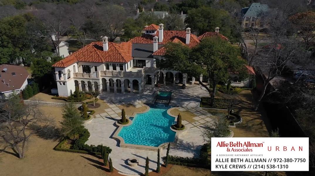 43 Interior Photos vs. 4926 Deloache Ave, Dallas, TX Ultra Luxury Modern Classic Mansion Tour